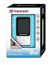 TRANSCEND MP3プレーヤー MP710 8GB ホワイト TS8GMP710W