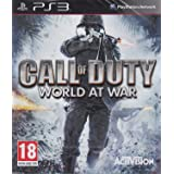 Call of Duty World At War PS3 (Color: Original Version)