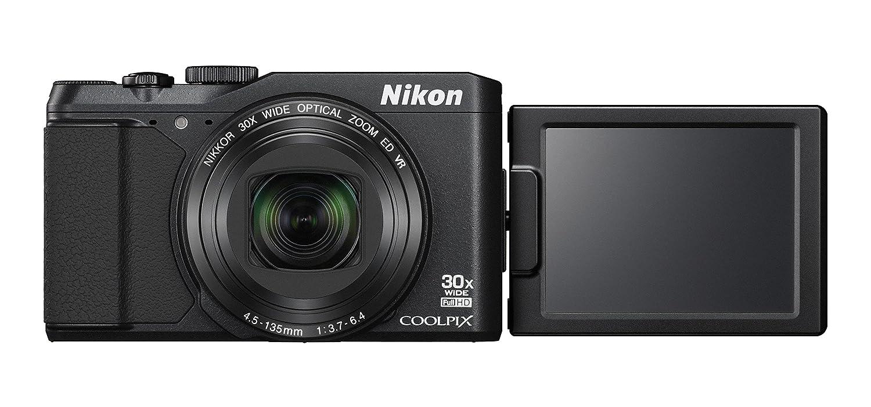 Nikon デジタルカメラ S9900 光学30倍 1900万画素 プレシャスブラック S9900BK