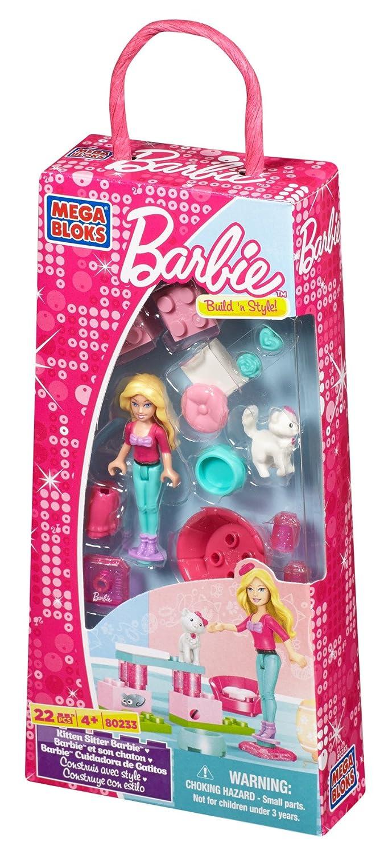 Mega Bloks 80233 – Kittten Sitter Barbie kaufen