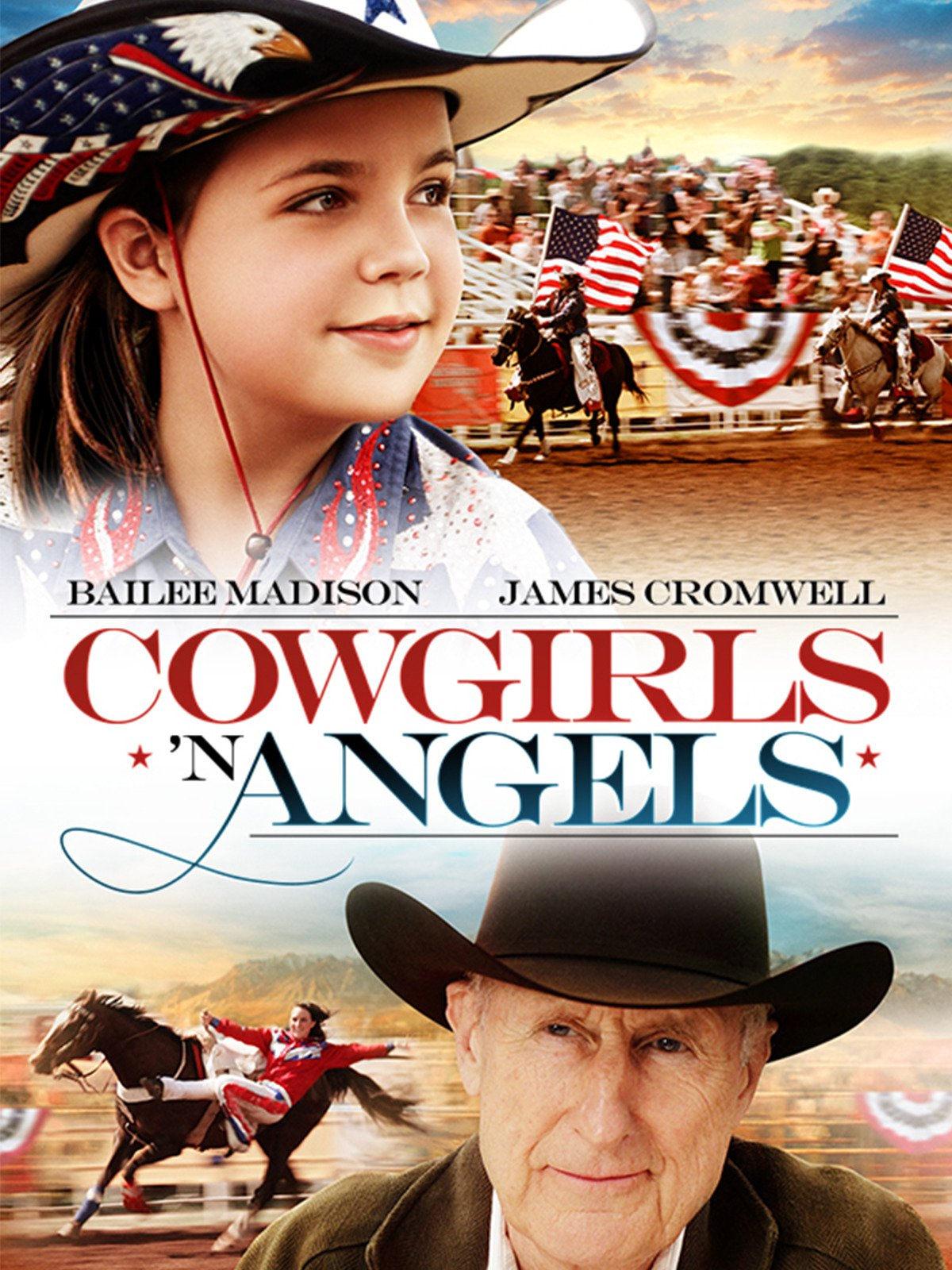 Cowgirls N Angels on Amazon Prime Video UK
