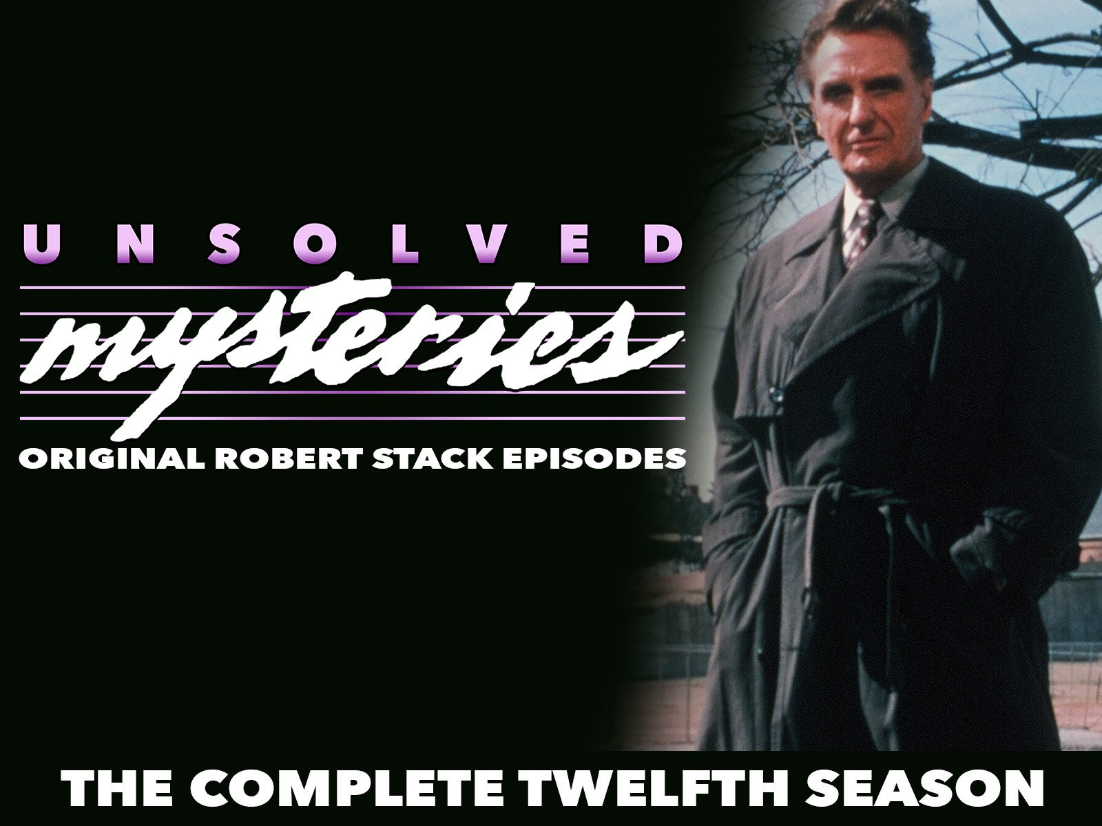 Unsolved Mysteries: Original Robert Stack Episodes - Season 12