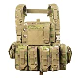 vAv YAKEDA Tactical CS Game Chest Vest - KF-099 (Color: Camouflage, Tamaño: S-XXL)