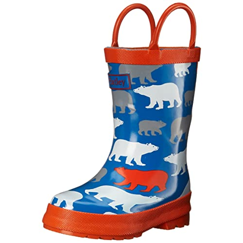 Hatley Boys Rainboots Polar Bears
