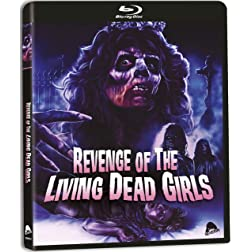 Revenge of the Living Dead Girls [Blu-ray]