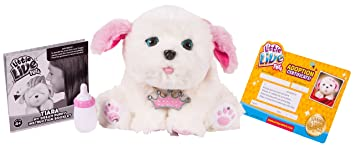 Little Live Pets - 34445 - Figurine - Puppy Tiara