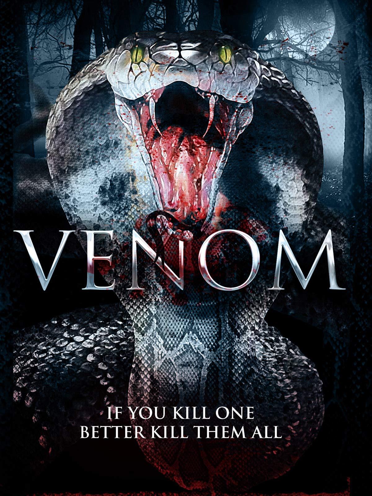 Venom on Amazon Prime Video UK