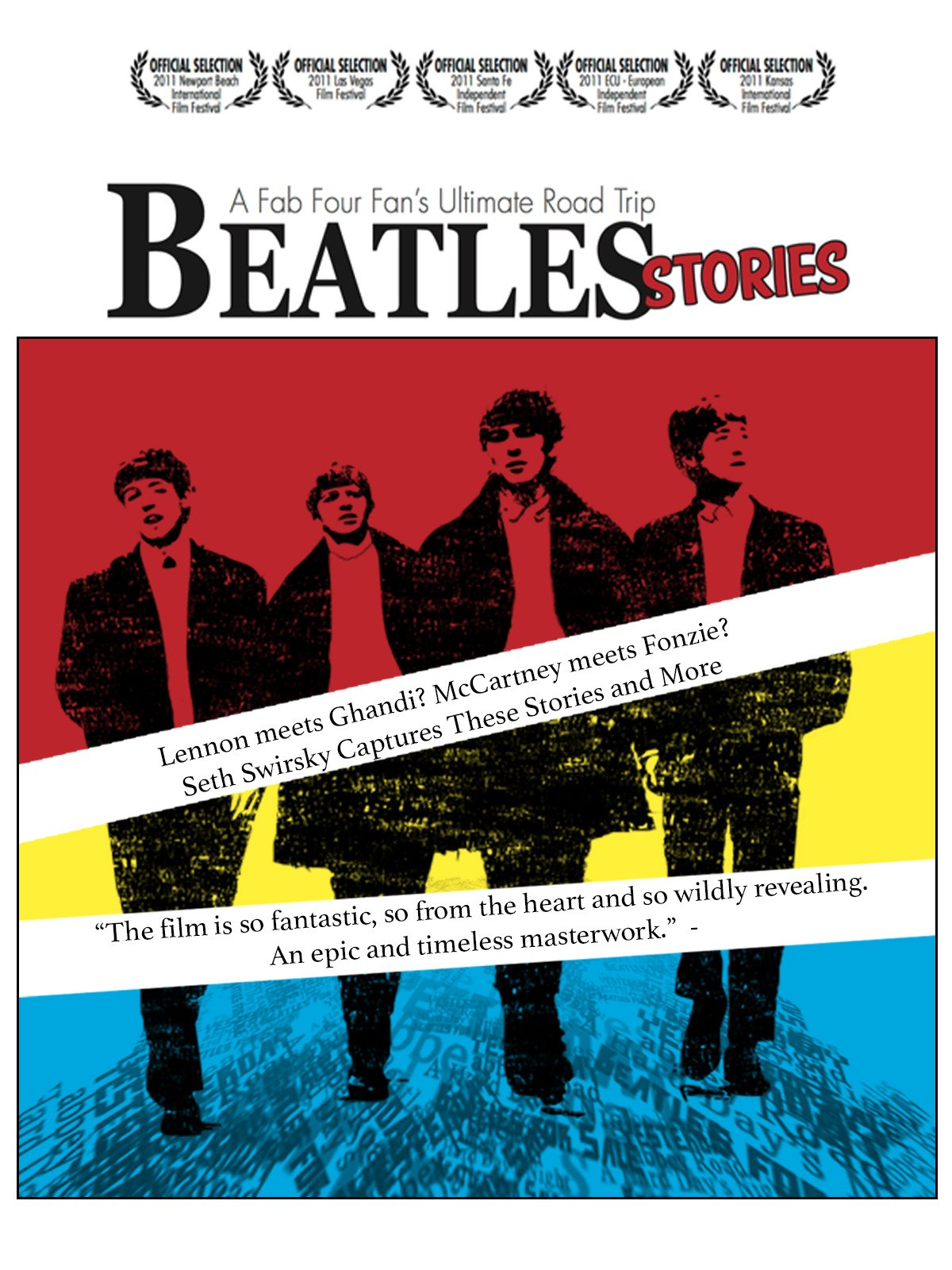 Beatles Stories on Amazon Prime Instant Video UK