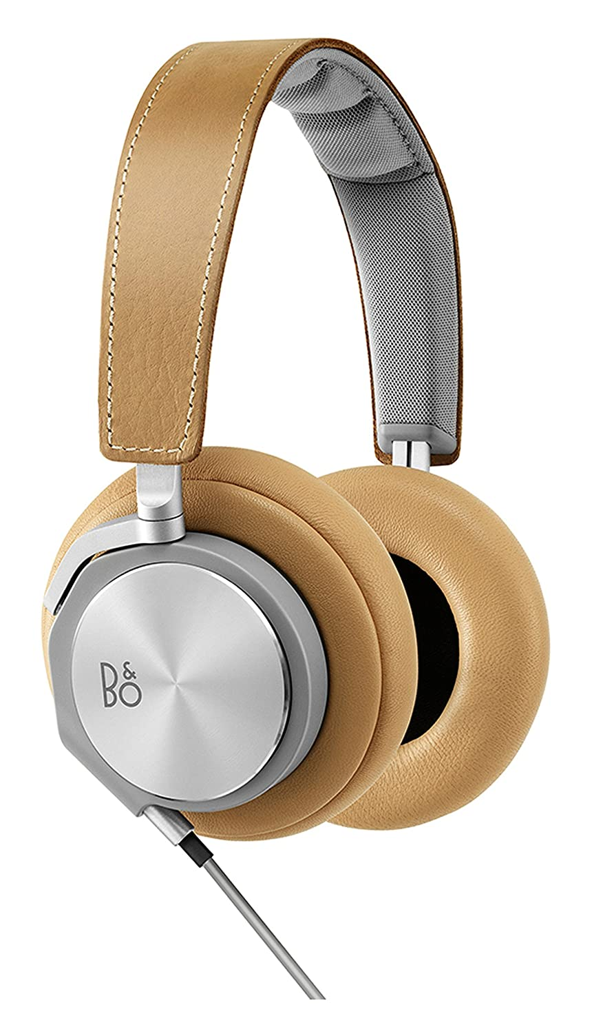 B&O PLAY by BANG & OLUFSEN - BeoPlay H6 Over-Ear Headphones, Natural