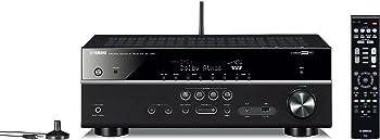 Yamaha RXV581 7.2 Ch. 4K Ultra HD A/V Receiver + $50 GC