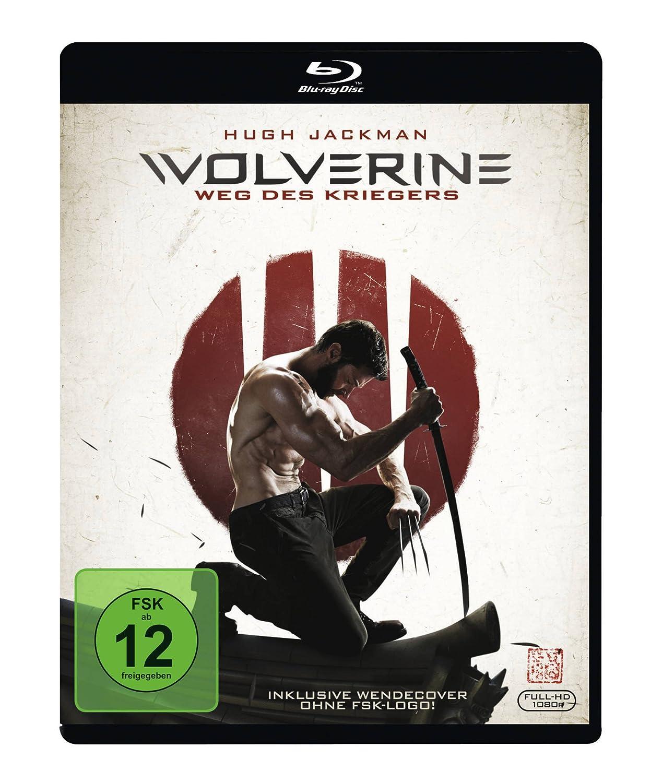 *Schnell* Wolverine: Weg des Kriegers (Blu-ray & DVD) ab 7,97€