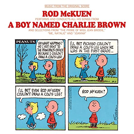 A Boy Named Charlie Brown (Rod McKuen)
