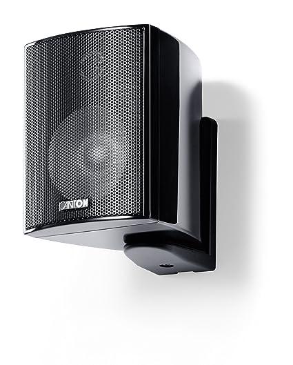 Canton 03086 Enceinte pour MP3 & Ipod Noir (Import Allemagne)