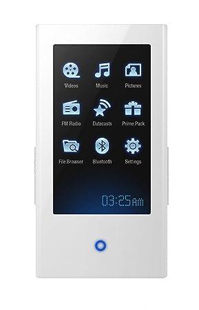Samsung-P2J YP-8GB MP3 Player-White