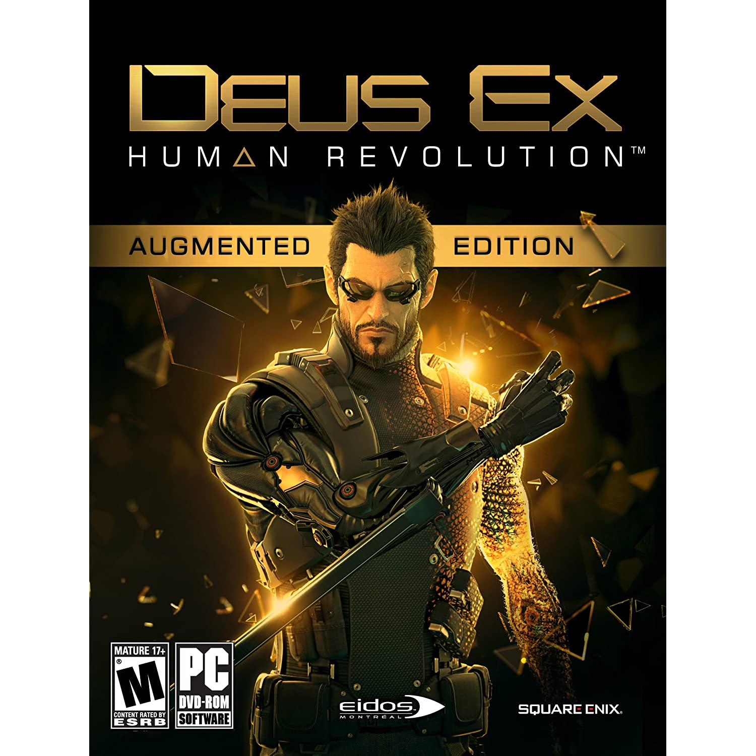Online Games, Video Games, Action, Xbox 360, Rpg, Deus Ex: Human Revolution