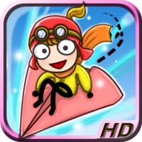 Adventures of Stick Girl by Free Action Games PLus Fun Apps