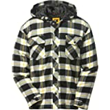 Caterpillar Active Work Jacket, Black Watch Plaid, Large (Color: Black Watch Plaid, Tamaño: Large)