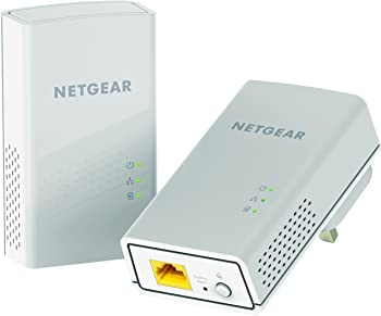 Netgear 1200-100UKS Ethernet Adapter