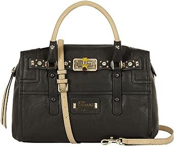 MOSCHINO Damen Kette Taschen Umhängetasche Crossbody Kuriertaschen Handtasche