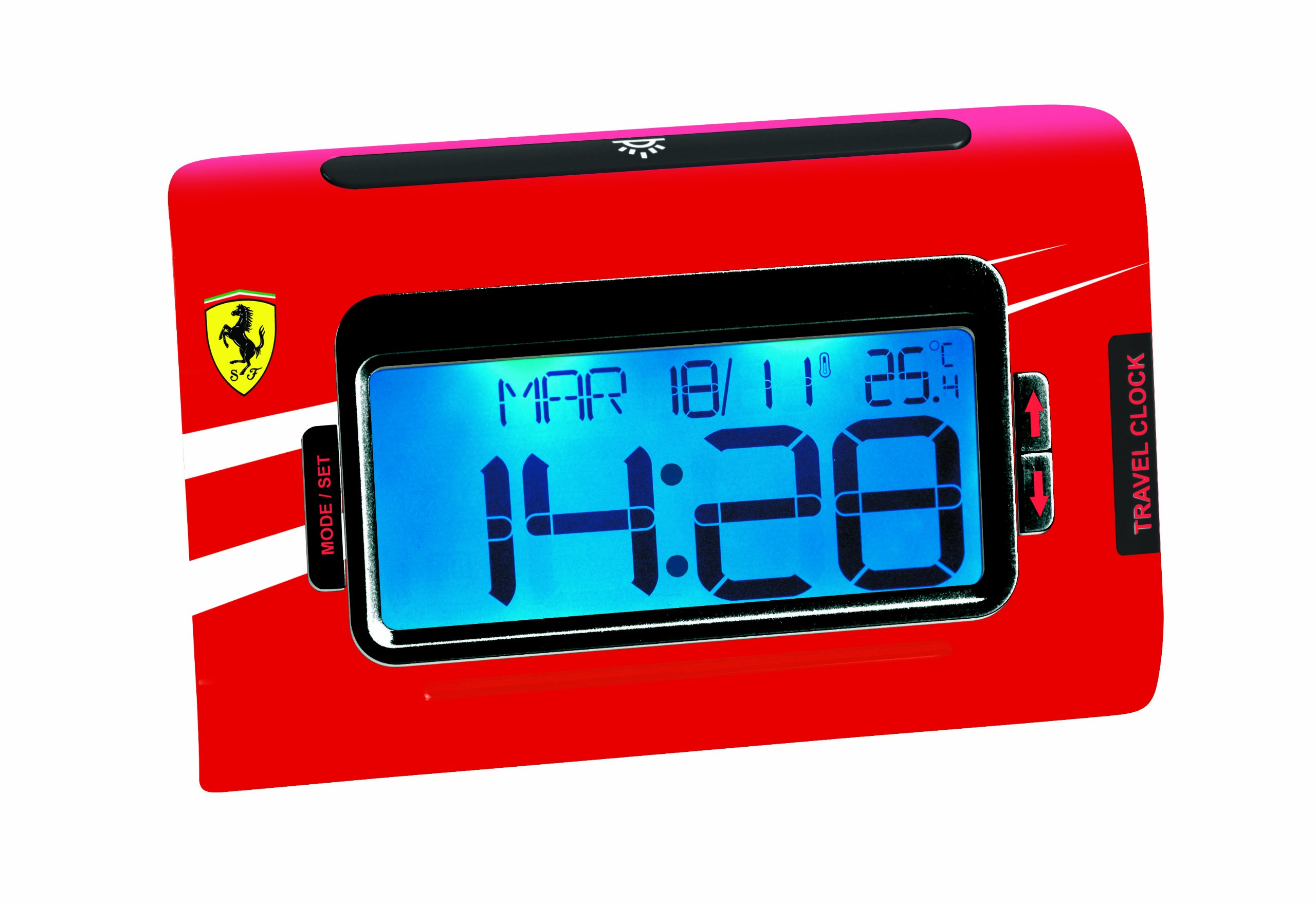 Lexibook Ferrari Alarm Clock Mp3 Player Ebay