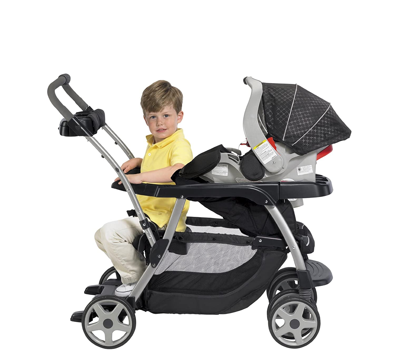 sit and stand stroller car seat strollers 2017. Black Bedroom Furniture Sets. Home Design Ideas