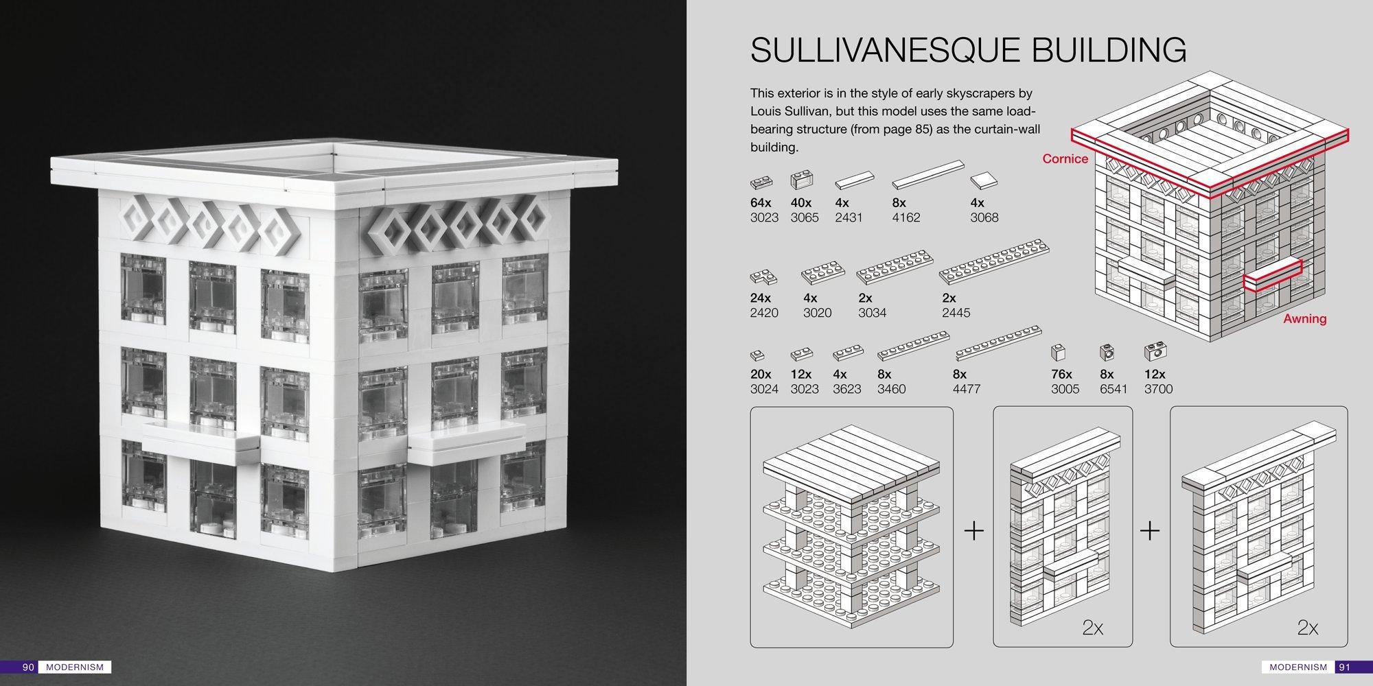 lego previews lego architect. Black Bedroom Furniture Sets. Home Design Ideas