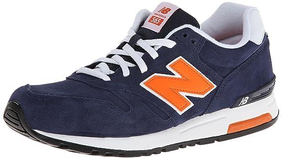 New Balance Blu E Arancio