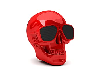 Mcab jarre aeroskull xS ml80052 de haut-parleurs pour pC rouge