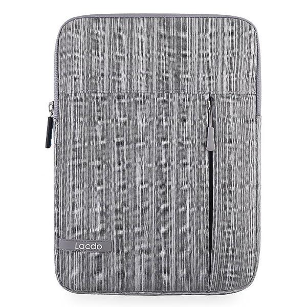 aac0abf5e Lacdo iPad Mini Case, iPad Mini 4 Sleeve, Water Repellent Tablet Sleeve  Compatible iPad Mini 4/3/2 ...