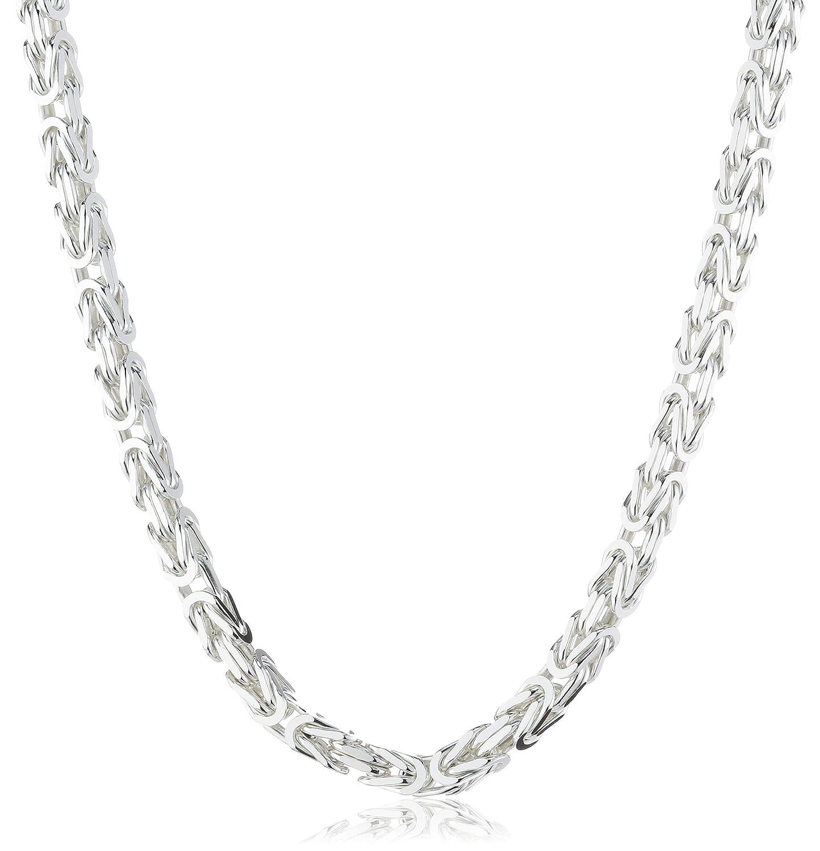 ChainArt Damen-Collier Königskette 925 Sterling Silber 402857667 online kaufen