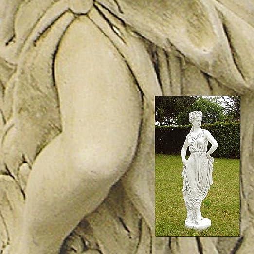 Statue de jardín Paolina cm170h Nei Varios colores Antiguo