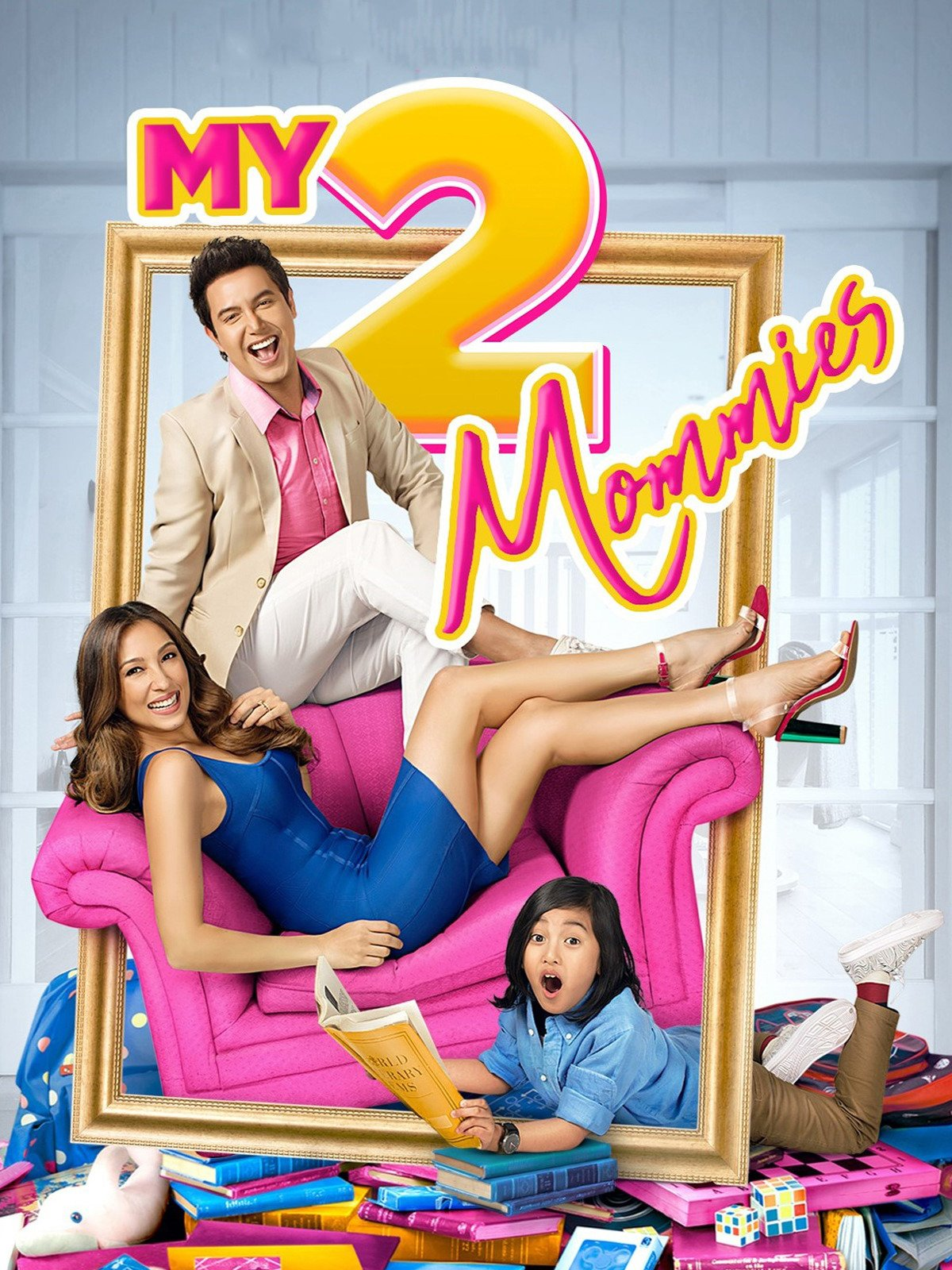 My 2 Mommies on Amazon Prime Instant Video UK