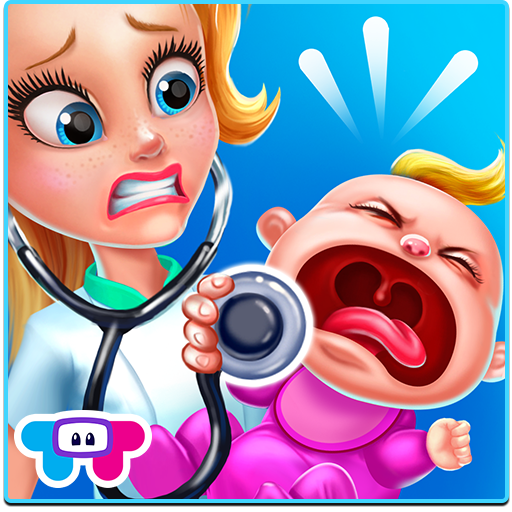 Crazy Nursery - Newborn Baby Doctor Care (Free Games Games compare prices)
