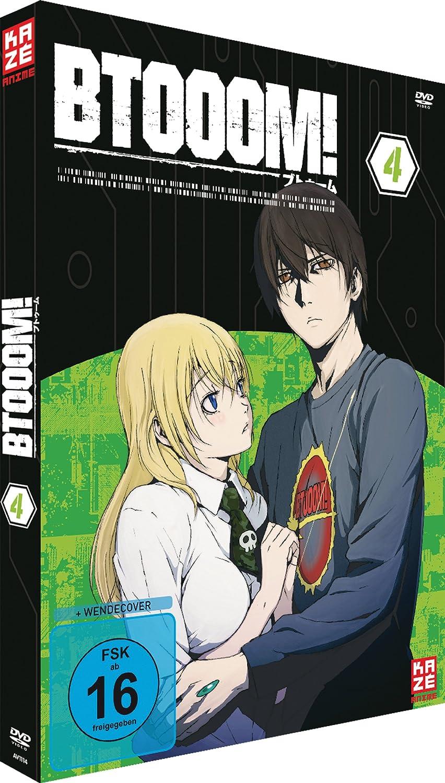 Btooom!, DVD