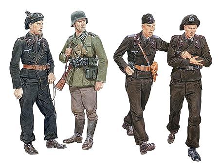 Dragon - D6654 - Maquette - Division Fantôme Blitzkrieg 1940 - Echelle 1:35