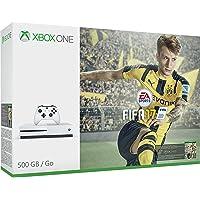 Microsoft Xbox One S 500GB FIFA 17 Console Bundle