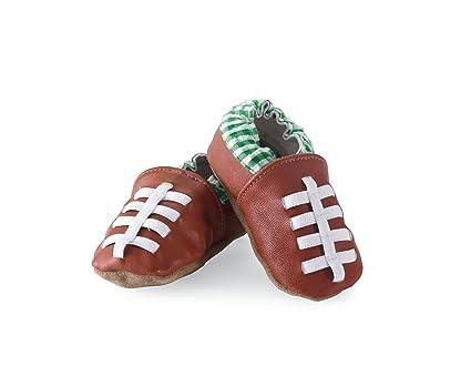 Kids' New Colorway Mud Pie Baby-Newborn Football Shoe Socks On Sale