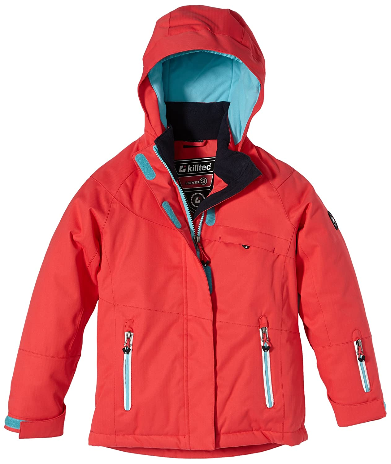 Killtec Kinder Funktionsjacke mit Kapuze Salvia Junior bestellen