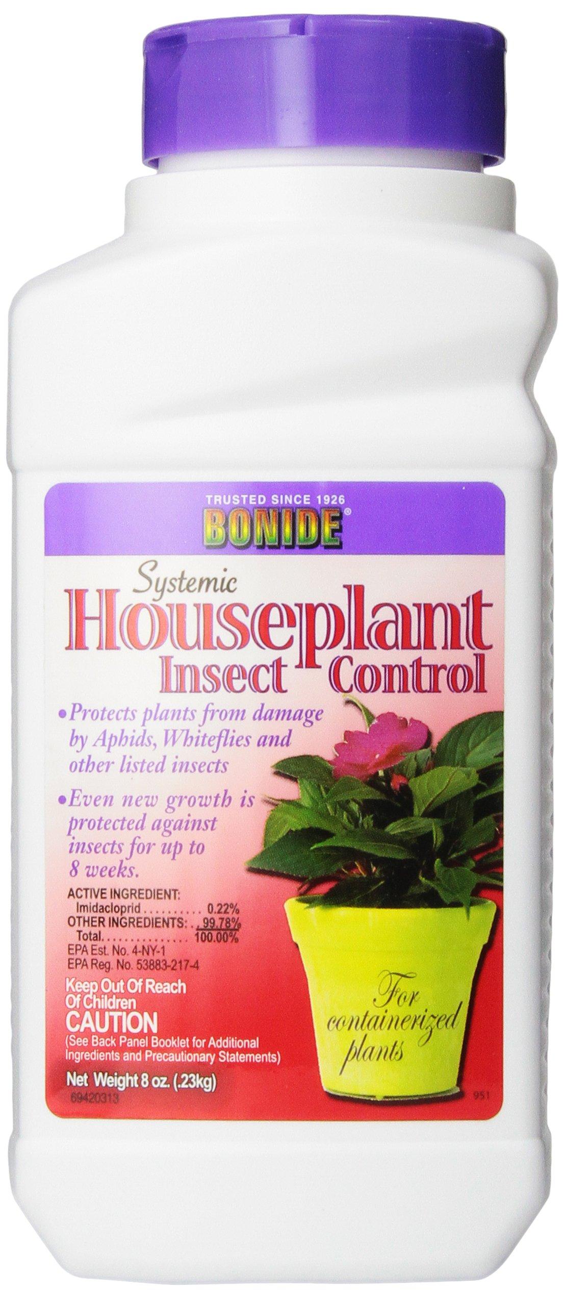 Bonide Product 951 Systemic House Plant Insect Control 8 Oz 1 Bonide Ebay