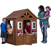Backyard Discover Wooden Playhouse