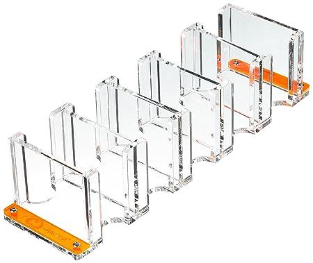 "e-raptor era93693""5S Transparent Cartes de Jeu massif miniatures"