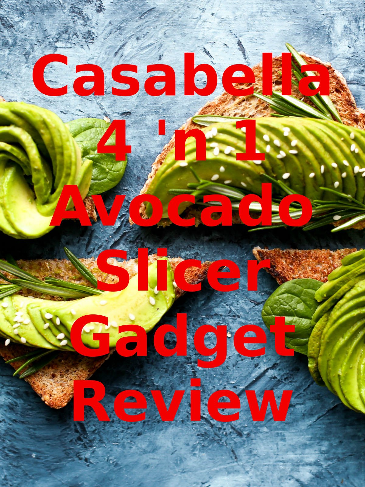 Review: Casabella 4 'n 1 Avocado Slicer Gadget Review