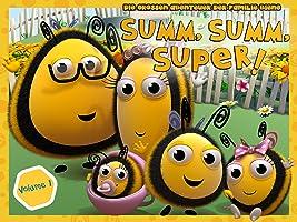 Summ, summ, super!  Die gro�en Abenteuer der Familie Biene, Vol. 1