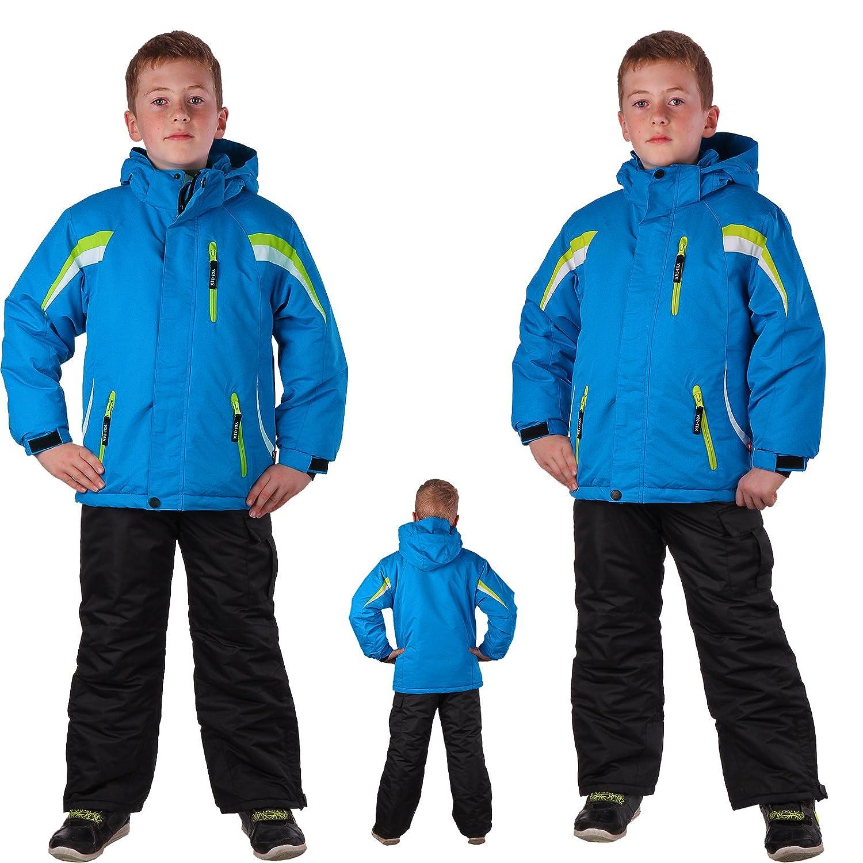 Kinder Skianzug | NEWSCHOOL | für Jungs & Mädels | FABRIC TECHNICAL PROFILE© günstig kaufen