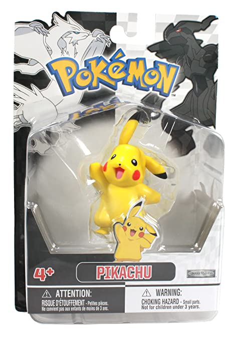 Pokemon Black & White Figure - Pikachu