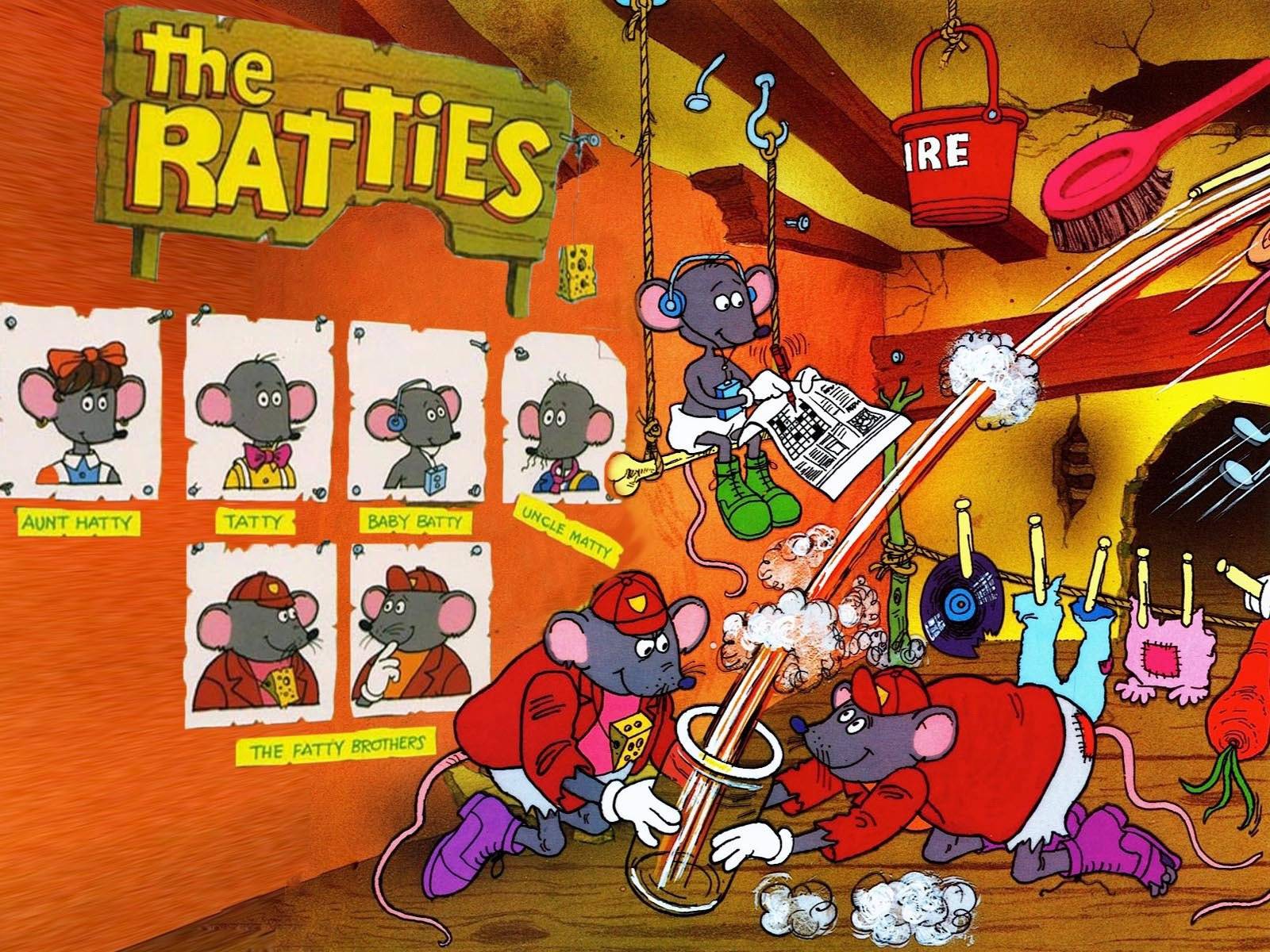 The Ratties - Season 1