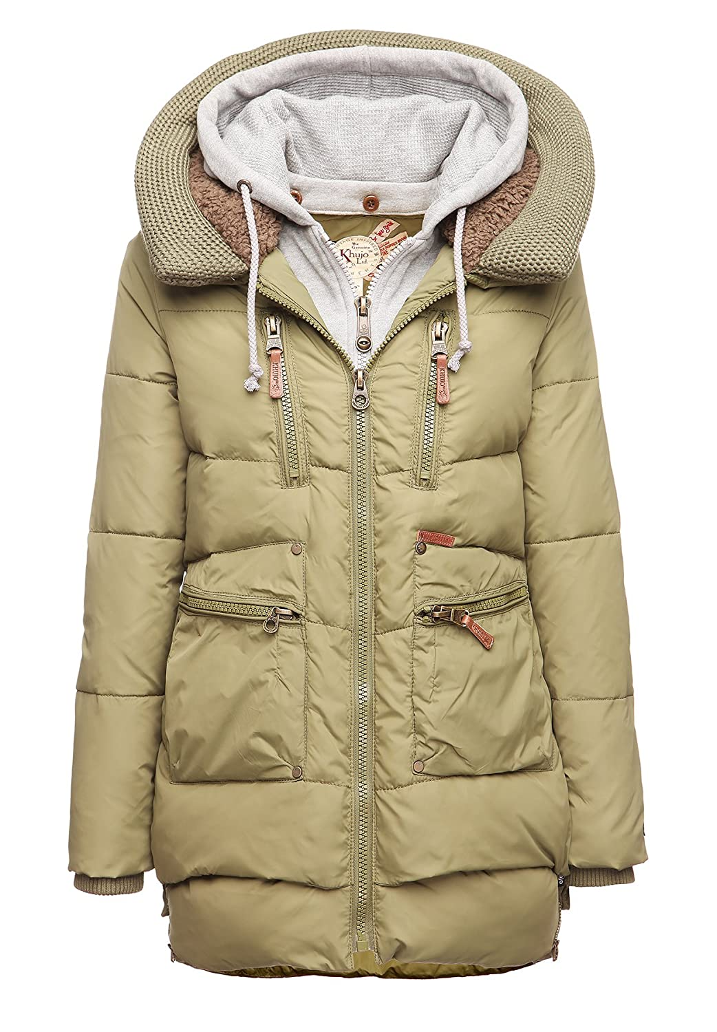 khujo Damen Jacke RILEY WITH INNER JACKET 1213JK153J_331 kaufen