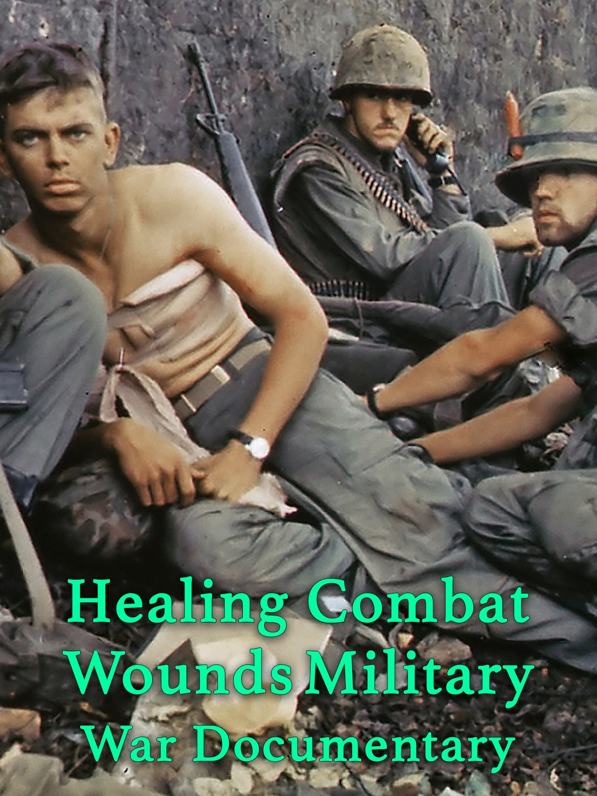Healing Combat Wounds Military War Documentary