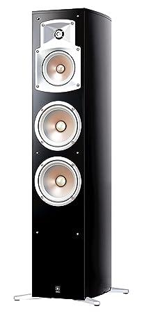 Yamaha NS-555 PB Enceinte pour MP3 & Ipod Noir