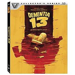 DEMENTIA 13: DIRECTOR'S CUT, THE [Blu-ray]